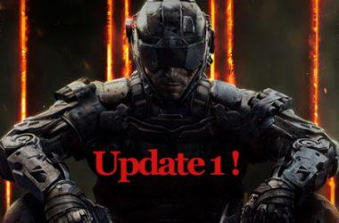 Call of Duty Black Ops 3 Update 1 | İndir |