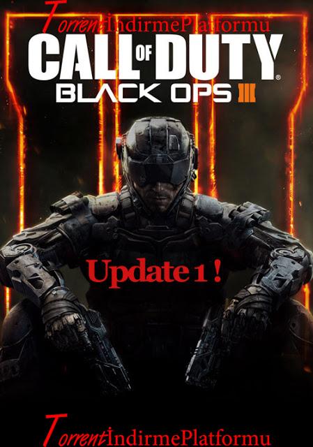 Call of Duty Black ops 3 Update 1 Torrent İndir