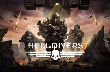 HELLDIVERS Torrent İndir