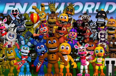 Five Nights at Freddy's World Torrent İndir