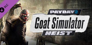 PAYDAY 2: The Goat Simulator Torrent İndir