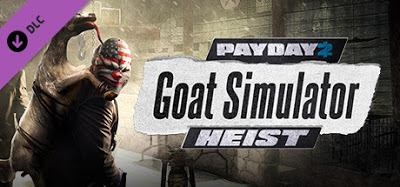 PAYDAY 2: The Goat Simulator Torrent