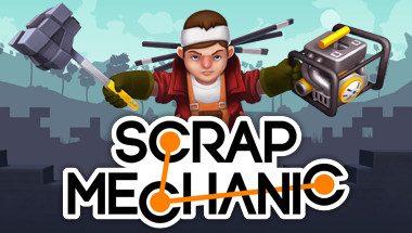 Scrap Mechanic Torrent İndir