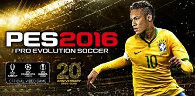 PES 2016 Update v1.04 İndir