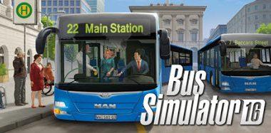Bus Simulator 16 Torrent İndir