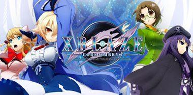 XBlaze Code: Embryo Torrent İndir