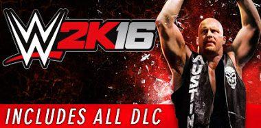 WWE 2K16 Update v1.01 İndir