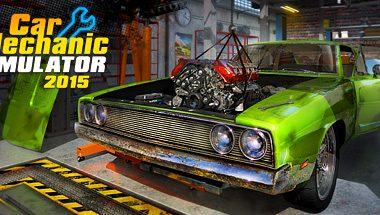 Car Mechanic Simulator 2015 Torrent İndir
