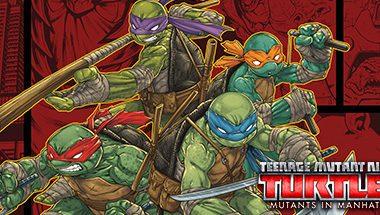 TMNT Mutants in Manhattan Torrent İndir