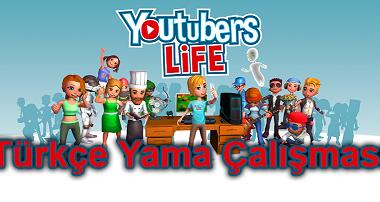 Youtubers Life Türkçe Yama İndir