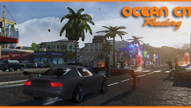 OCEAN CITY RACING Torrent İndir