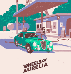 Wheels of Aurelia | Full | Torrent İndir | PC |