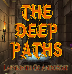 The Deep Paths: Labyrinth Of Andokost | Torrent İndir | Full | PC |