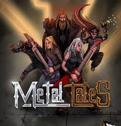Metal Tales: Fury of the Guitar Gods   Torrent İndir   Full   PC  