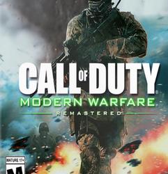 Call of Duty Modern Warfare Remastered | Torrent İndir | Full | PC |