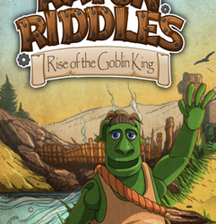 Rayon Riddles – Rise of the Goblin King   Torrent İndir   Full   PC  