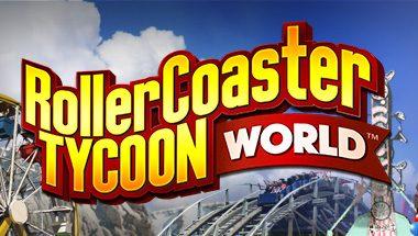 RollerCoaster Tycoon World Torrent İndir