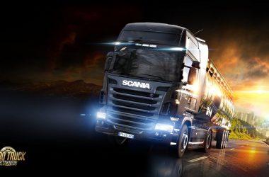 Euro Truck Simulator 2 Torrent İndir