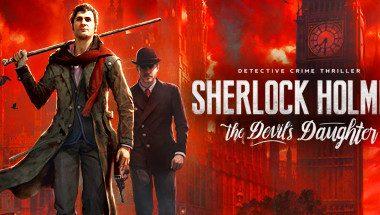 Sherlock Holmes: The Devil's Daughter Torrent İndir