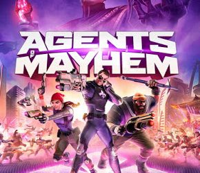 Agents of Mayhem | Torrent İndir |