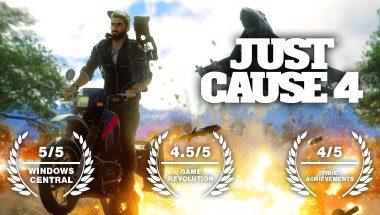 Just Cause 4 Torrent İndir